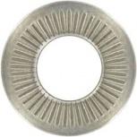 Шайба Ф8,2х18х1,4(М8) стопорная коническая NF E 25-511, Тюмень