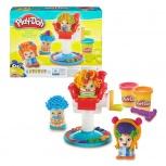 Сумасшедшие прически набор для лепки Play-Dohот Hasbro, Тюмень