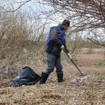 Уборка территорий от мусора | Melly Group, Тюмень