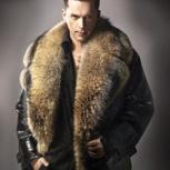 Мужская одежда из натурального меха., Тюмень