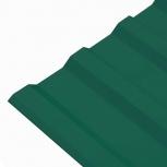 Профнастил МП-20 (RAL 6005) зеленый мох 1150x2000x, Тюмень