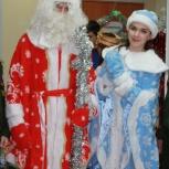Дедушка Мороз и Снегурочка у Вас дома, Тюмень