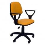 """Кресло офисное """"форум 2"""" оранжевый, Тюмень"""