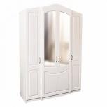 Шкаф шон-4 ольг белый глянец, Тюмень