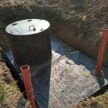 Погреб бетонный жби под ключ, Тюмень
