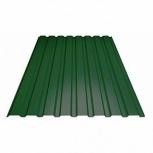 Профнастил С-8 (RAL 6005) зеленый мох 1200х2000х0., Тюмень