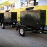 Аренда, заказ дизельного генератора, Тюмень