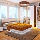 Спальный гарнитур зебрано, Тюмень