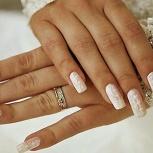 Свадебный маникюр, Тюмень