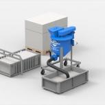 Газобетон неавтоклавный комплект оборудования АСМ-1МС для производства, Тюмень