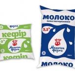 Купить молочную упаковку в Москве, Тюмень