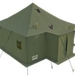 """Армейская палатка """"УСТ-56"""", Тюмень"""