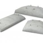 Плиты ленточных фундаментов, ГОСТ, изготовление, доставка, Тюмень