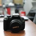 Фотоаппарат Canon EOS 600D Kit 18-55mm IS II, Тюмень
