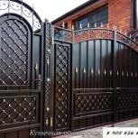 Ворота кованые, Тюмень