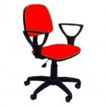 """Кресло офисное """"форум 2"""" красный, Тюмень"""