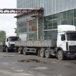 Доставка грузов по г. Тюмень и Тюменской области., Тюмень