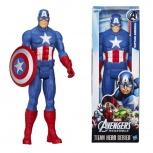 Капитан Америка Игрушка Супергероя От Hasbro, Тюмень