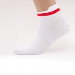 Носки белые  короткие, Тюмень