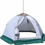 Палатка зимняя рыболовная ПЗ 6-4, Тюмень