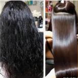 Процедура восстановления волос ботоксом от Natureza, Тюмень