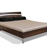 Кровать каркасная 200x160 венге 2х9, Тюмень