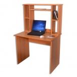 Стол компьютерный с надстройкой ст-4 вишня, Тюмень