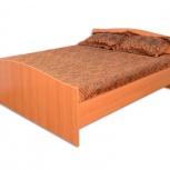 Кровать 200x140 с основанием дсп 2х5, Тюмень