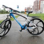 Новый модный велосипед с доставкой г. Тюмень, Тюмень