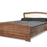 """Кровать 200x140 с мягким изголовьем """"флоренция"""", Тюмень"""